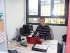 Javier Gracia Romero, nou emprenedor al viver d'empreses de l'Alt Urgell