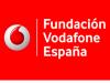 Logotip de la Fundación Vodafone España