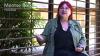 """Montserrat Boix, en un fotograma del vídeo """"Dones i Internet"""""""