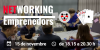 Cartell de la sessió 'Networkig emprenedors'