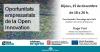 Oportunitats empresarials de la Open Innovation a Girona Emprèn
