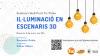 Il·luminació escenaris 3D al Punt TIC Palau