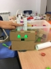 Taller de robòtica i electrònica amb joves del Servei d'Atenció Diürna de l'Alta Ribagorça