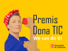 Banner Premis DonaTIC 2021