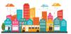 Il·lustració sobre ciutats intel·ligents
