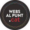 Logo of Webs al punt .cat