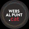 Logotip del concurs Webs al punt .cat